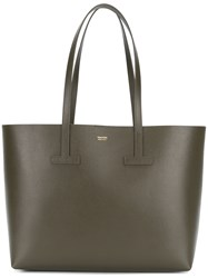 Tom Ford Shopping Tote Green