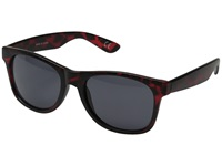 Vans Spicoli 4 Two Pack Matte Finish Port Tortoise Fashion Sunglasses Brown
