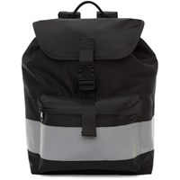 A.P.C. Black Telio Backpack