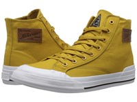 Huf Classic Hi Mustard Men's Skate Shoes Yellow
