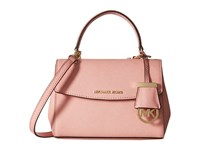 Michael Michael Kors Ava Extra Small Crossbody Pale Pink Satchel Handbags
