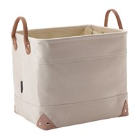 Aquanova Lubin Storage Basket Beige Medium