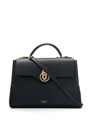 Mulberry Seaton Tote Bag Blue