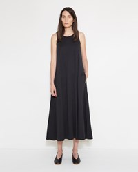 Christophe Lemaire Tent Dress Black