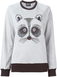 Markus Lupfer Embellished Animal Sweatshirt Green