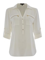 Therapy Utility Shirt Cream