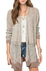 O'neill Women's Adonis Cotton Blend Cardigan