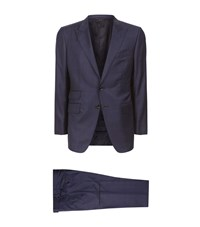 Tom Ford O'connor Suit Male Navy