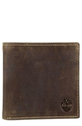 Timberland 'S Crazy Horse Wallet Brown