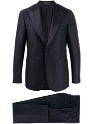 Canali Single Breasted Two Piece Dinner Suit 60