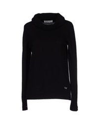 Blugirl Blumarine Turtlenecks Black