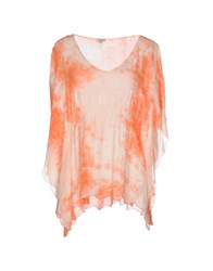 Hoss Intropia Shirts Blouses Women Orange