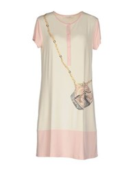 Twin Set Lingerie Underwear Nightgowns Women Beige
