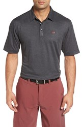 Travis Mathew Men's Rawls Trim Fit Golf Polo