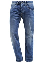 Pepe Jeans Jeanius Relaxed Fit Jeans K58 Light Blue