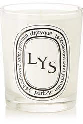 Diptyque Lys Scented Candle Colorless