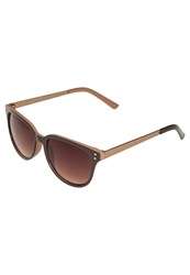 Kiomi Sunglasses Brown Nude