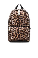 3.1 Phillip Lim 31 Hour Backpack In Animal Print Brown Animal Print Brown