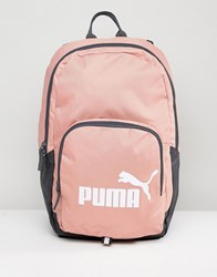 8755c0149121 Puma Phase Backpack In Pink 07358928