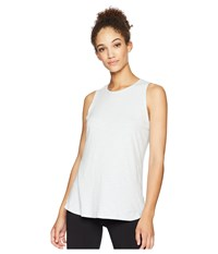 Tasc Performance Nola Tank Top Frosty Moon Sleeveless Gray
