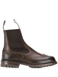 Tricker's Trickers Silvia Ankle Boots Brown