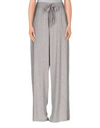 Naughty Dog Trousers Casual Trousers Women Light Grey