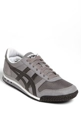 Onitsuka Tiger By Asics Men's Onitsuka Tiger 'Ultimate 81' Sneaker Charcoal Black