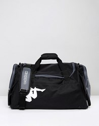 Kappa Olmedo Sports Bag Black