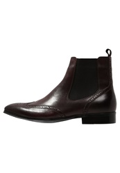 Belmondo Boots Bordeaux Brown