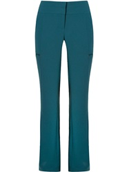 Giuliana Romanno Tailored Trousers Green
