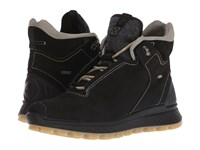 Ecco Sport Exostrike Gore Tex R High Black Wild Dove Shoes