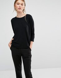 Vero Moda Tunic Top Black