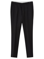 Jigsaw Bloomsbury Evening Slim Fit Suit Trousers Black