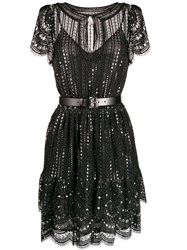 Michael Michael Kors Embroidered Lace Dress 60