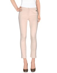 Blugirl Folies Trousers Casual Trousers Women Beige