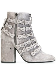 Laurence Dacade 'Meryl' Ankle Boots Grey