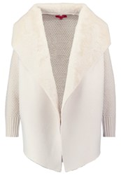 Derhy Ramage Cardigan Ecru Off White