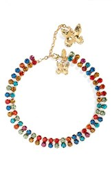 Rodarte Women's Rainbow Crystal Choker Nordstrom Exclusive