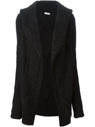 A.Friend By A.F.Vandevorst 'Carrie' Cardigan Black