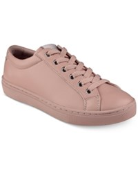 Guess Women's Jaida Lace Up Sneakers Women's Shoes Pink