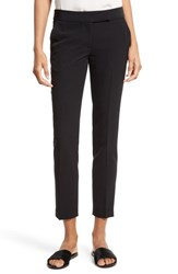 Milly Women's Cady Skinny Slouch Pants