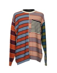 Andrea Pompilio Sweaters Pink