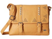 Roxy Sing In Time Camel Cross Body Handbags Tan