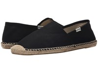 Soludos Original Dali Black Men's Flat Shoes