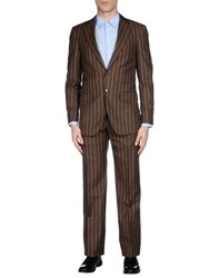 Ballantyne Suits And Jackets Suits Men Cocoa