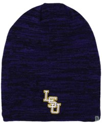 Top Of The World Lsu Tigers Slouch Knit Hat