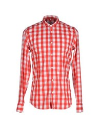 Imperial Star Imperial Shirts Shirts Men Red