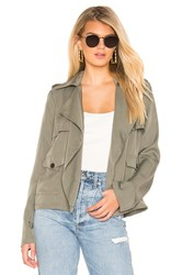 Lovers Friends Winnie Jacket Army