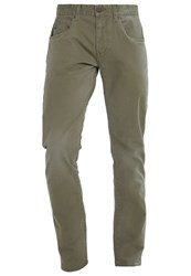 Petrol Industries Trousers Green Stone