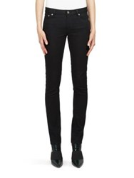 Givenchy Star Print Detail Jeans Black